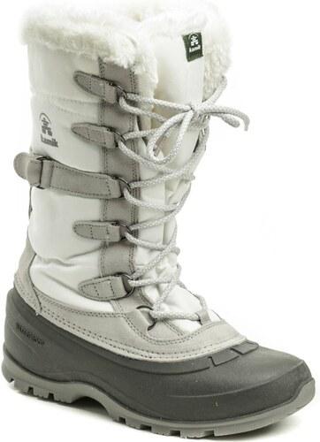 Kamik Snovalley2 White dámská zimní obuv - Glami.cz 99a68c8814