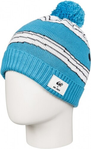 957217864b13 QUIKSILVER - čiapka MR MEN KIDS BEANIE snow white Velikost  UNI ...