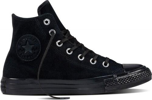 50301dc3f32f Converse - obuv STR Chuck Taylor All Star leather black Velikost  36 ...