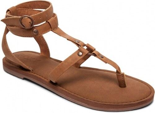 Nové ROXY - obuv SW SORIA LIGHT BROWN Velikost  7 b3d007ea09