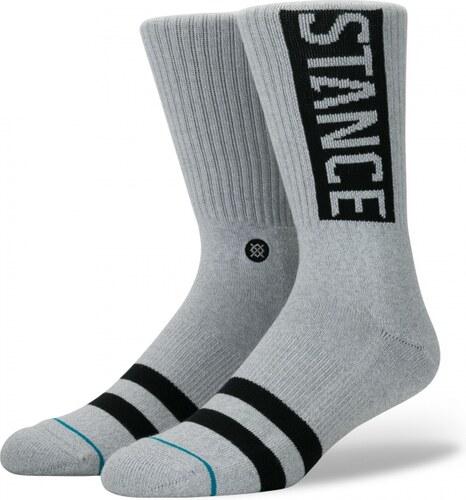 88b65cf0b86 STANCE - ponožky OG grey Velikost  L - Glami.sk