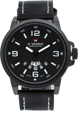 Naviforce Pánske analógové hodinky Form čierne - Glami.sk 143f1d96dea