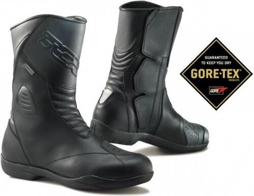f7b3cfd0a8e Moto boty TCX X-FIVE EVO Gore-Tex černé - Motofanda 5597 - Glami.cz