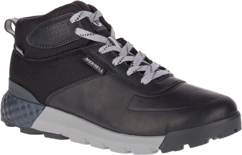 Merrell Pánská outdoorová obuv 1255979 černá - Glami.cz ee2135f423