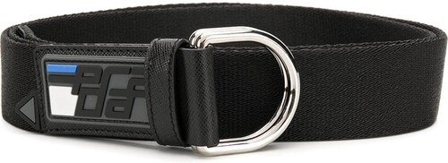 Prada D-ring logo belt - Black - Glami.sk fd48393cf88