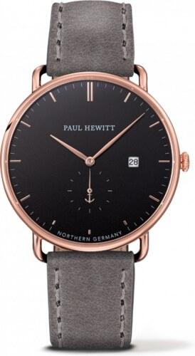 Hodinky Paul Hewitt Grand Atlantic rosegold black grey - Glami.cz 7ea791976f6
