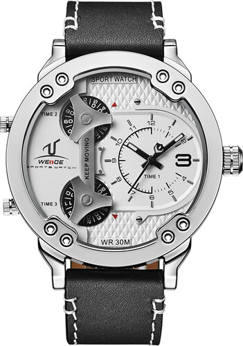 Weide Pánské masivní hodinky Technique stříbrné - Glami.cz f7ce426be0