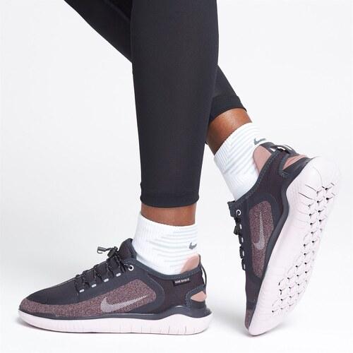 65e7a77682 Nike Free RN 2018 Shield dámské běžecké boty Grey/Rose - Glami.cz
