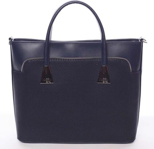 Dámská luxusní kabelka modrá - Maggio Landry modrá - Glami.sk 7fc8f652d9f
