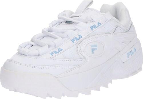 FILA Tenisky  D Formation Wmn  světlemodrá   bílá - Glami.cz 69f99665221