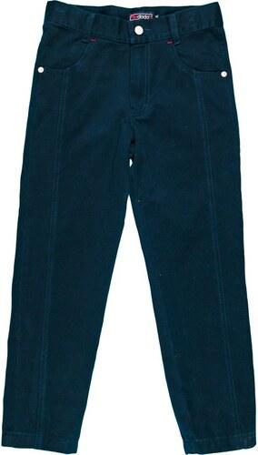 511bd4a5f12e MMDadak Chlapčenské nohavice s podšívkou - modré - Glami.sk
