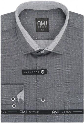 b143b29c7d6a Pánská košile AMJ Style - Glami.cz