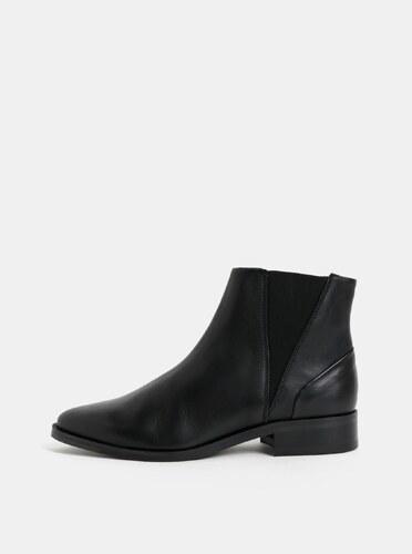 f5f4cdfaf6e31 Čierne dámske kožené chelsea topánky Royal RepubliQ - Glami.sk