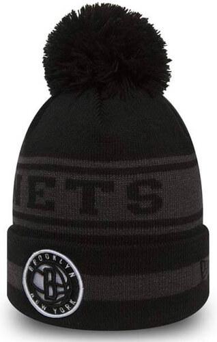 64aee33e5f1 ... clearance zimná apica new era nba team jake cuff brooklyn nets knit  black edba1 f0ea9