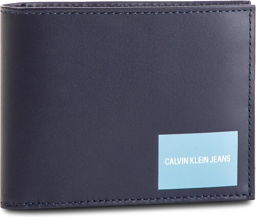 4759431c36 Nagy férfi pénztárca CALVIN KLEIN JEANS - Coated Canvas Billfold W Coin  K40K400836 449