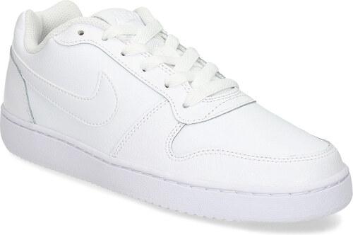 Nike Bílé dámské tenisky s prošitím - Glami.cz 39eed3a4616