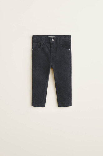 Mango Kids - Dětské kalhoty Kalio 80-104 cm - Glami.cz 5349b7f375
