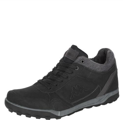 345c61eca430 Šnurovacia obuv Kappa čierna šedá - Glami.sk