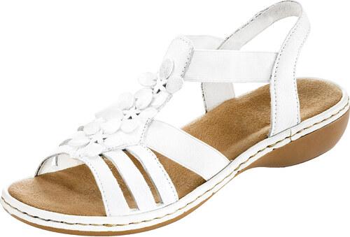 170948fe2145 Sandále Rieker biela - Glami.sk