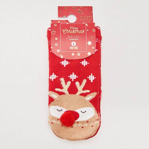 37efe9574f4 House - Vánoční ponožky - Vícebarevn - Glami.cz