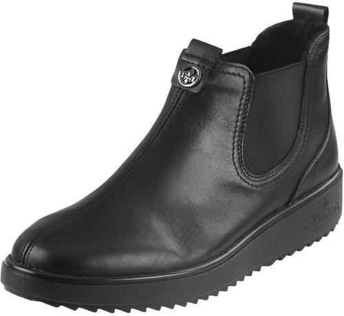 afdf071b42 Čierna dámska zateplená obuv Rieker - Glami.sk