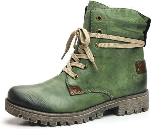 2955d3ce1282 Dámska obuv značky Rieker zelenej farby - Glami.sk