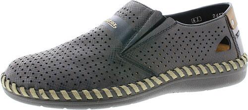 c96886ec97 Pánske perforované sandále na leto Rieker - Glami.sk