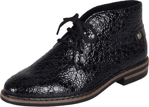 Dámska šnurovacia obuv zateplená značky Rieker - Glami.sk 55fac0f1402