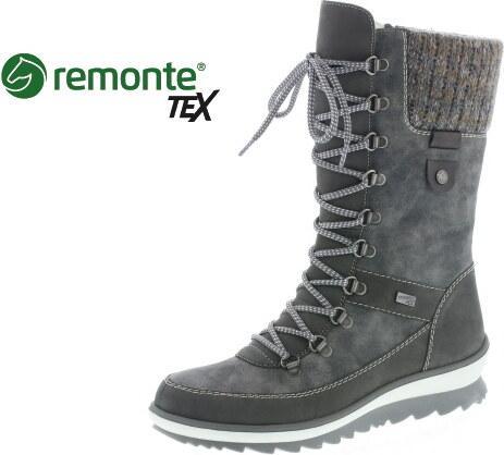 f1040e347b Dámska obuv šnurovacia zateplená Remonte-Rieker - Glami.sk