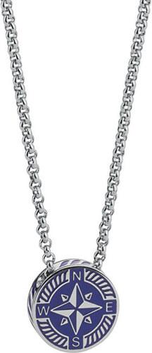 69a0ea43b Brosway Pánsky oceľový náhrdelník Nautilus BNU01 - Glami.sk