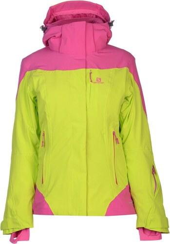 Bunda Salomon Icerocke Ski Jacket Ladies - Glami.cz a2ead384b6