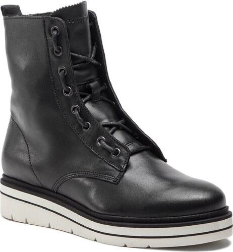 Členková obuv TOMMY HILFIGER - Sporty Feminine Boot FW0FW03984 Black ... 6abe8183cab