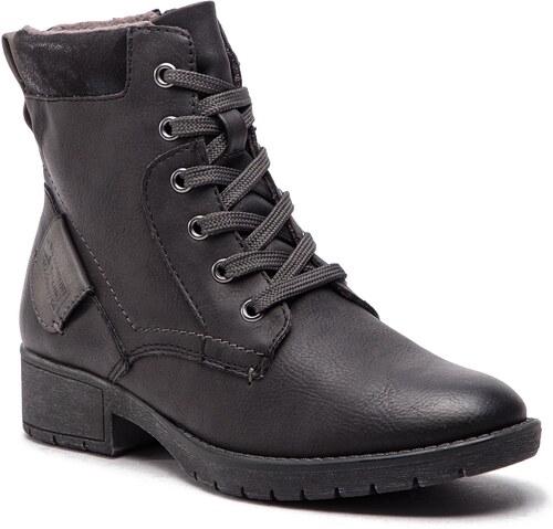 Členková obuv JANA - 8-25262-21 Black 001 - Glami.sk 135105ca6d
