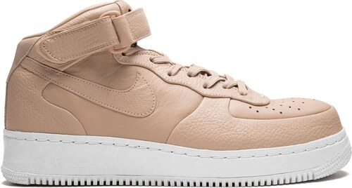 Nike Air Force 1 MID sneakers - Vachetta Tan Vchtt Tan-White - Glami.cz c47e47a1317
