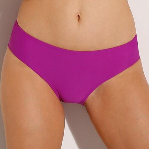 Blancheporte Plavkové kalhotky midi purpurová - Glami.cz 676719a307