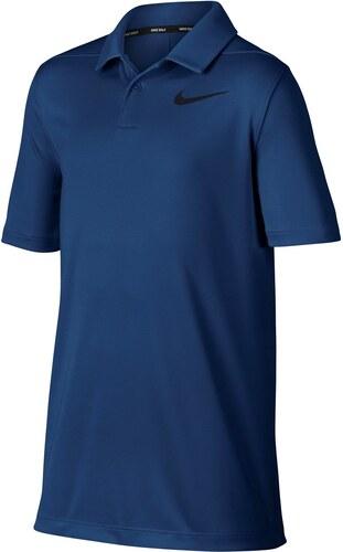 6d4c5b85 Nike Victory Polo Shirt Junior Boys Gym Blue - Glami.cz