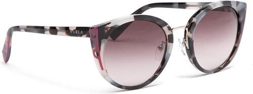 Nové Slnečné okuliare FURLA - Rialto 995310 D 238F REM Toni Onyx aff91eae27a