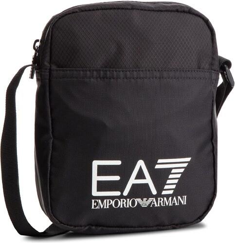 Válltáska EA7 EMPORIO ARMANI - 275658 CC731 00020 Black - Glami.hu 37f7205887