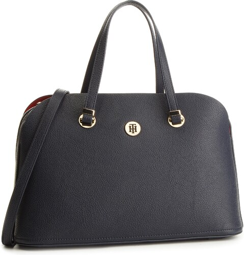 Táska TOMMY HILFIGER - Th Core Satchel AW0AW06124 413 - Glami.hu d952e92cd4