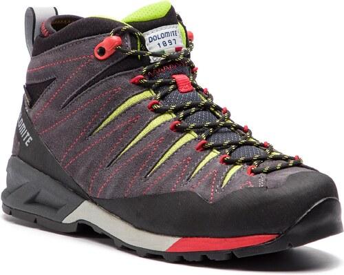 Trekingová obuv DOLOMITE - Crodarossa Mid Gtx GORE-TEX 265768-0958011  Asphalt Grey  3f6335b99fb