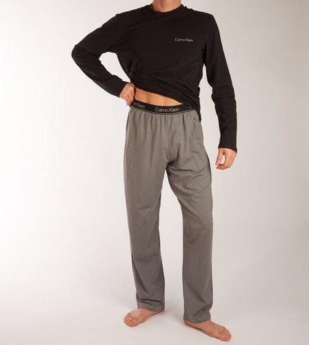 17b26f026d Pánske pyžamo NM1600E-SNM šedá - Calvin Klein - Glami.sk