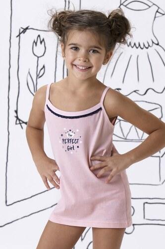COTONELLA Dívčí spodní košilka Honey růžová - Glami.cz cf93ea48a7