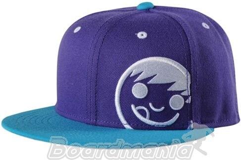 fc51dce390b Kšiltovka Neff Corpo purple blue white - Glami.sk