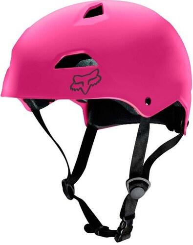 Downhill BMX přilba Fox Flight Sport Pink - Glami.sk f601aa4bf9d
