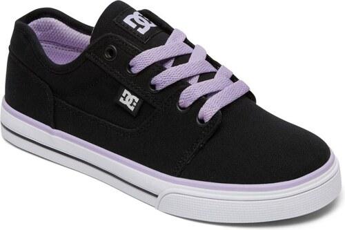 DC Shoes Dětské boty DC Tonik Tx black lavender - Glami.sk 1332e1e2e4