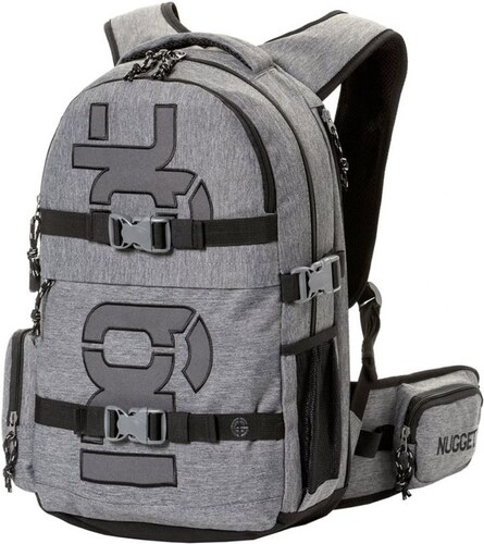 Batoh Nugget Arbiter 4 light heather grey 30l - Glami.sk 2d970d82d3