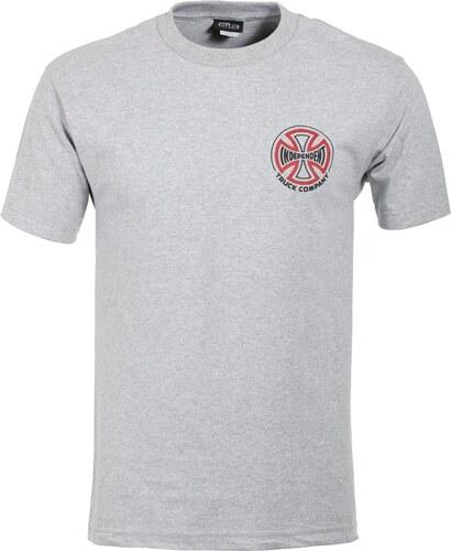 Pánské tričko Independent Two tone athletic heather - Glami.sk 5932317cc8