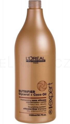 L´Oréal Professionnel Série Expert Nutrifier 1500 ml šampon pro suché vlasy  pro ženy 4f6ce5779aa