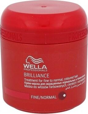 Wella Brilliance Normal Hair 150 ml maska na vlasy pre ženy - Glami.sk 5f0e0a7a173