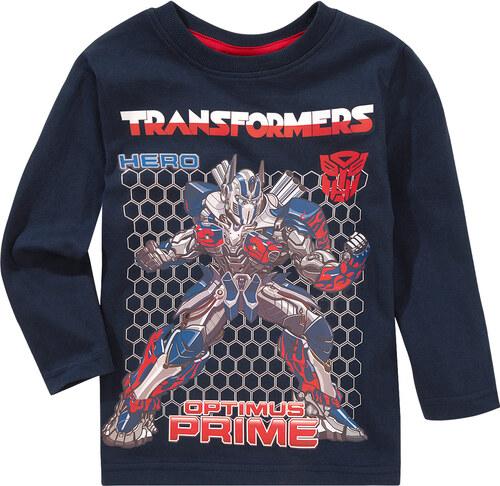 0ad78eb28a93 Topolino Transformers tričko s dlouhým rukávem - Glami.sk